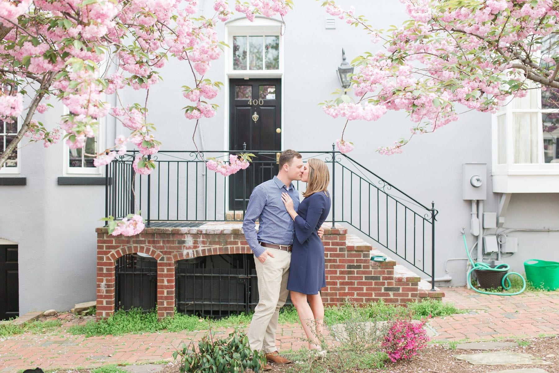 Springtime Old Town Alexandria Engagement Session Matt & Maxie Megan Kelsey Photography-79.jpg