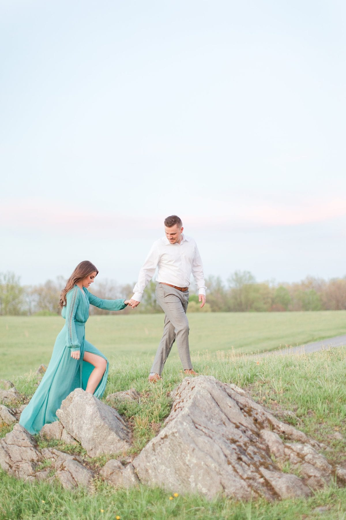 Goodstone Inn Engagement Session Virginia Wedding Photographer Megan Kelsey Photography-373.jpg