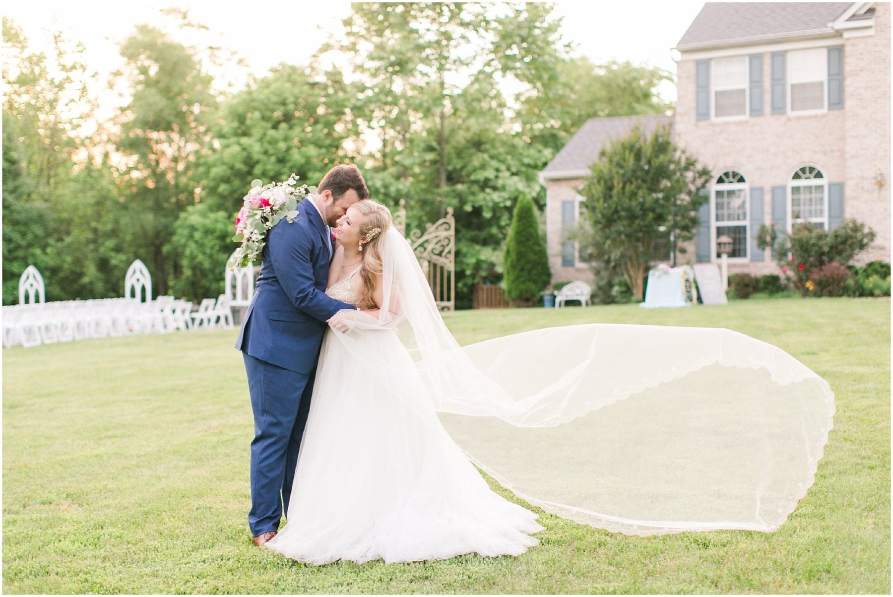 Maryland Backyard Wedding Photos Kelly & Zach Megan Kelsey Photography-262.jpg