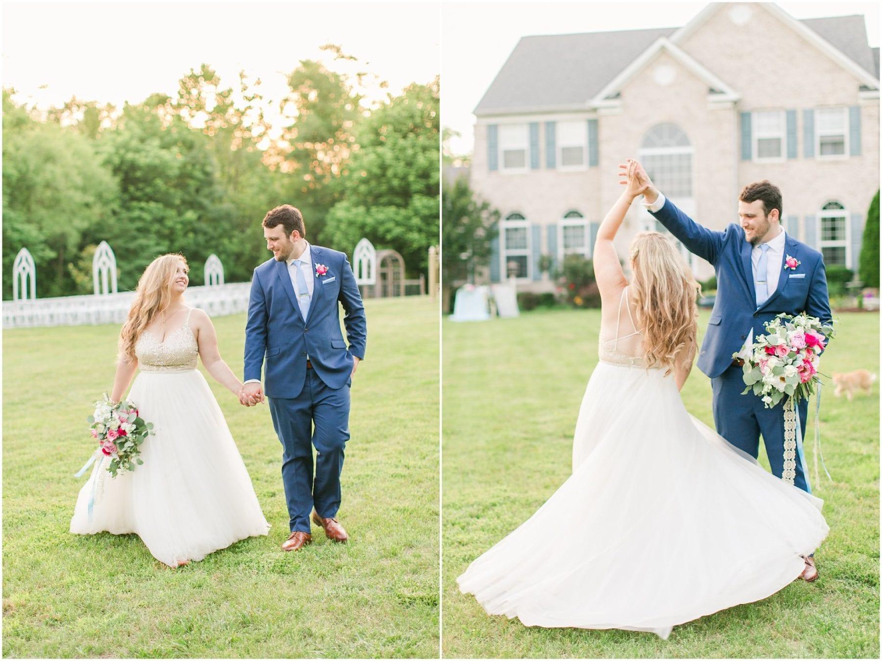Maryland Backyard Wedding Photos Kelly & Zach Megan Kelsey Photography-274.jpg