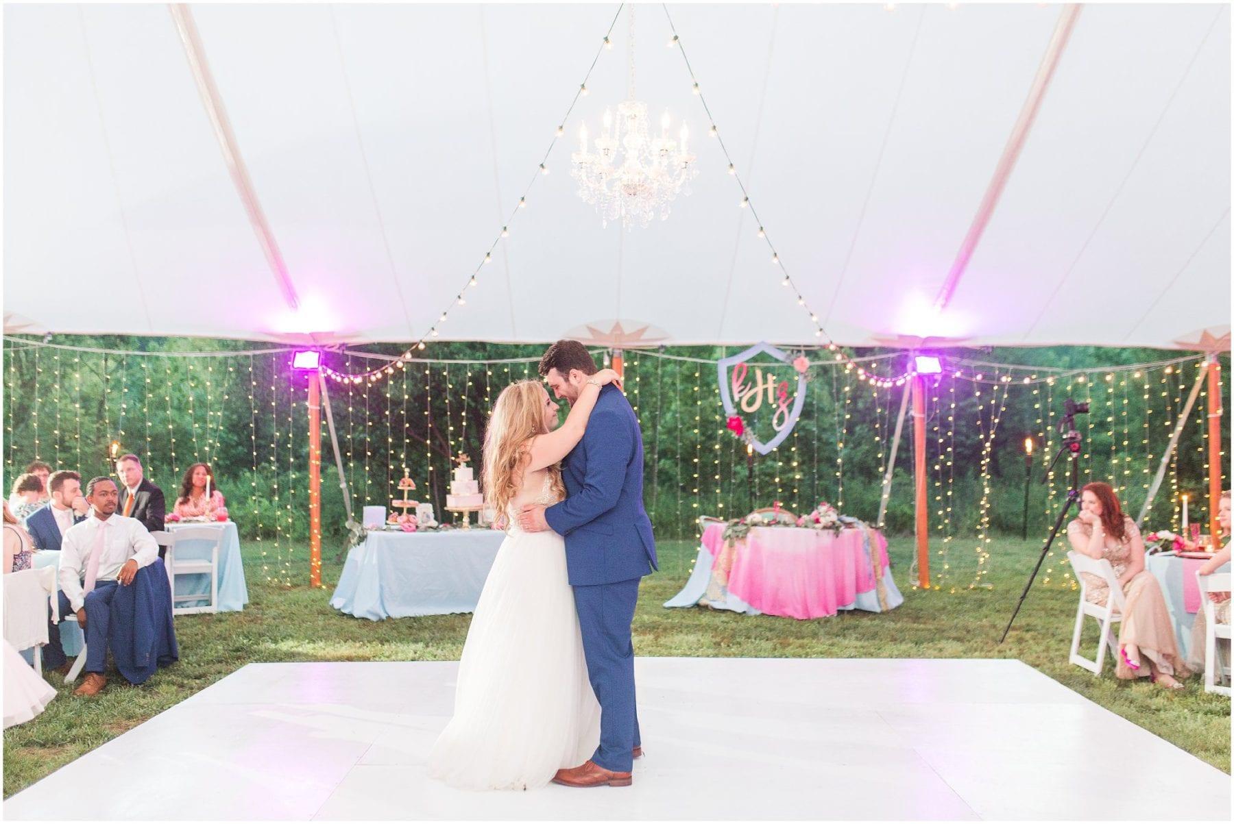 Maryland Backyard Wedding Photos Kelly & Zach Megan Kelsey Photography-300.jpg