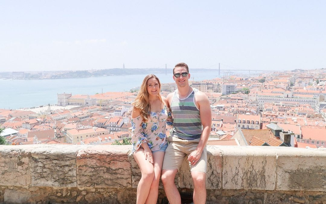 One Week In Portugal | Our First Anniversary Trip