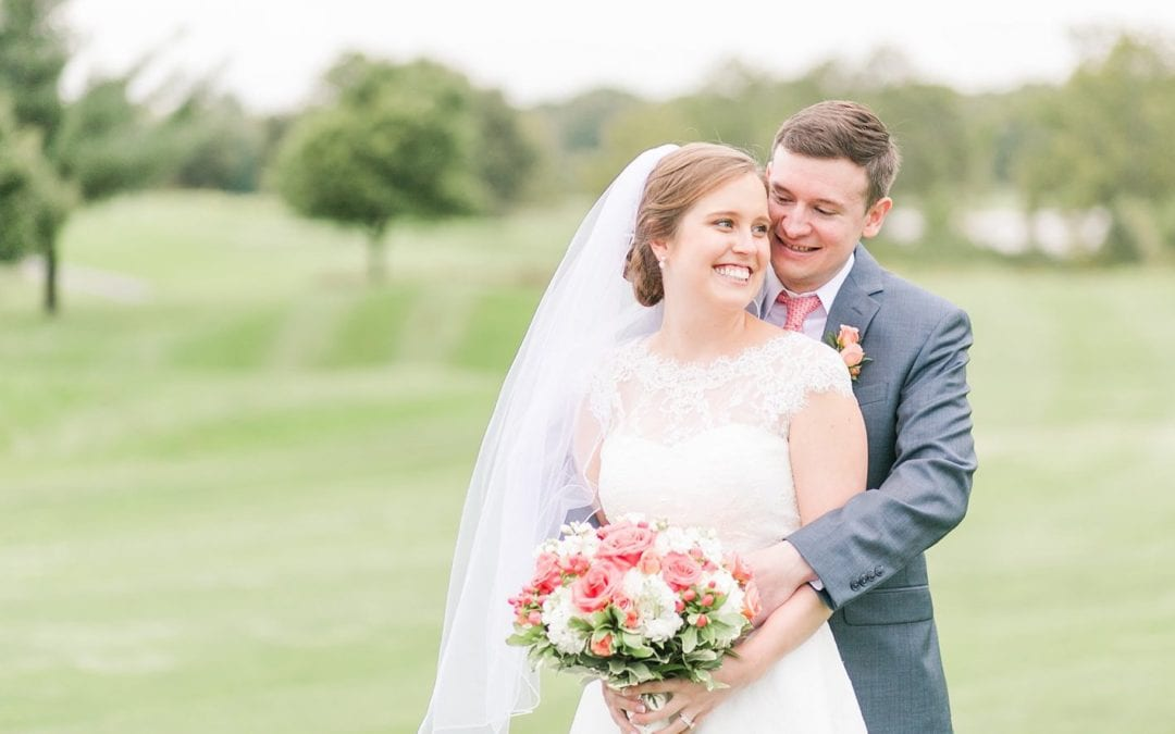 Chantilly National Country Club Wedding | Sarah & Dan