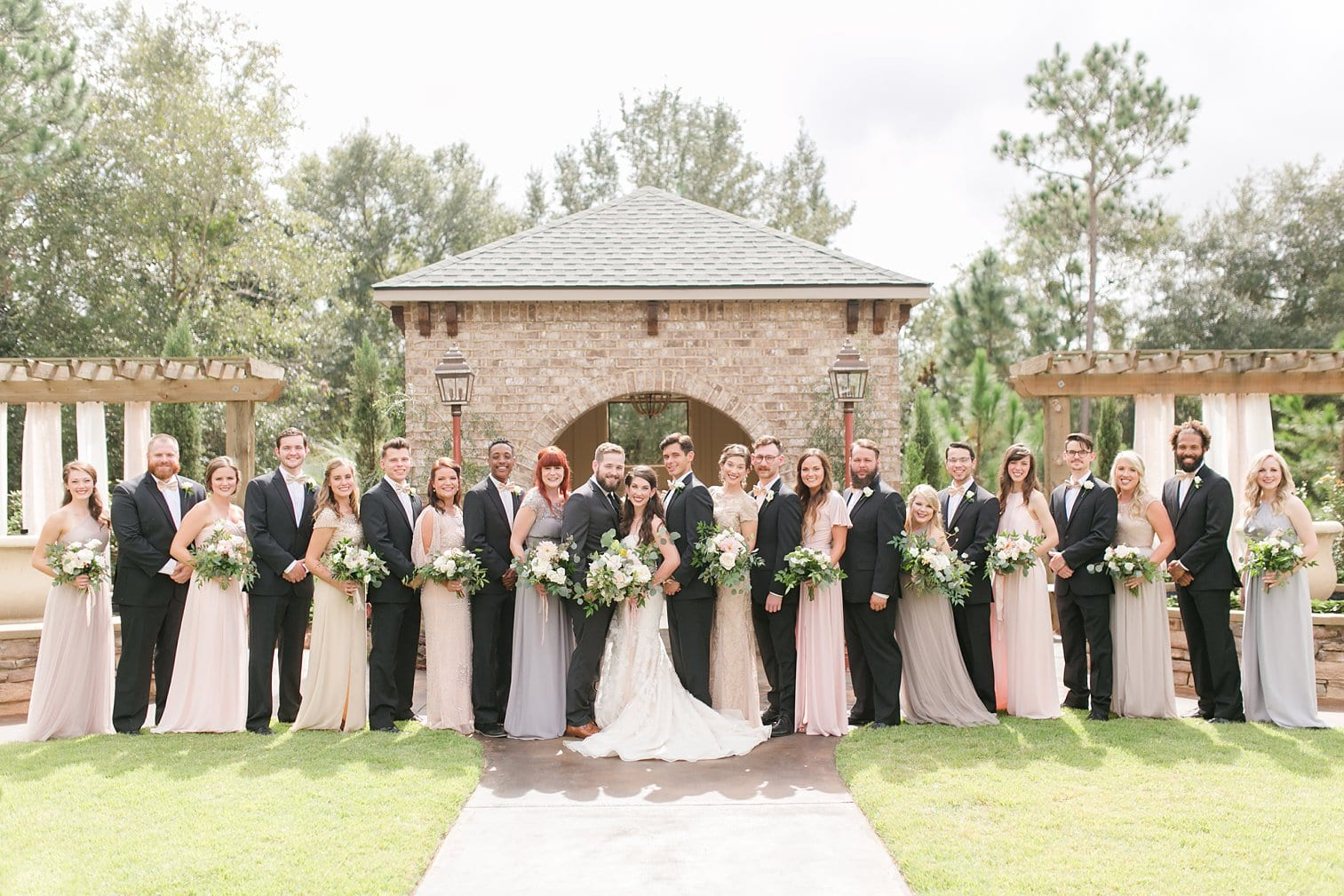 Bella Sera Gardens Wedding Alabama Wedding Photographer Megan Kelsey Photography-152.jpg
