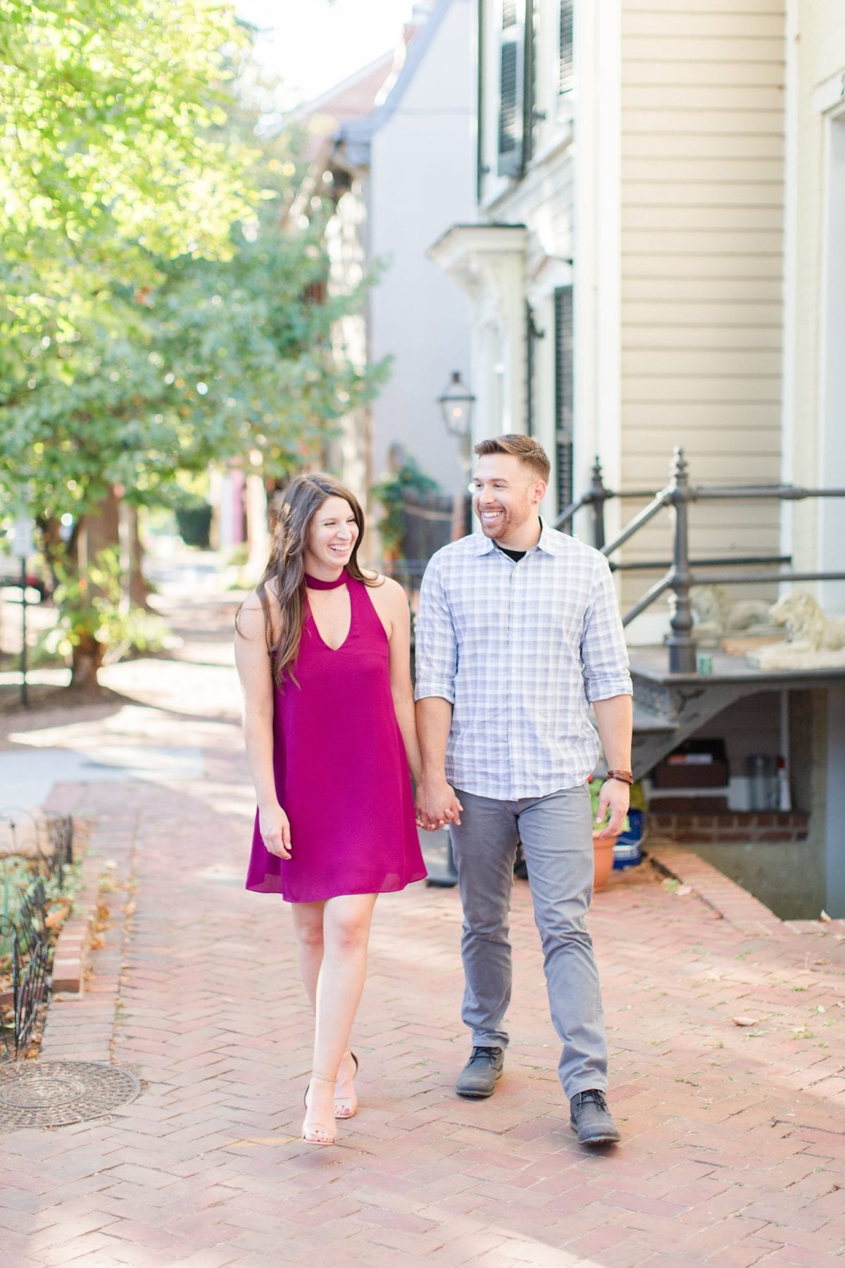 Fall Old Town Alexandria Engagement Photos Megan Kelsey Photography Virginia-4.jpg