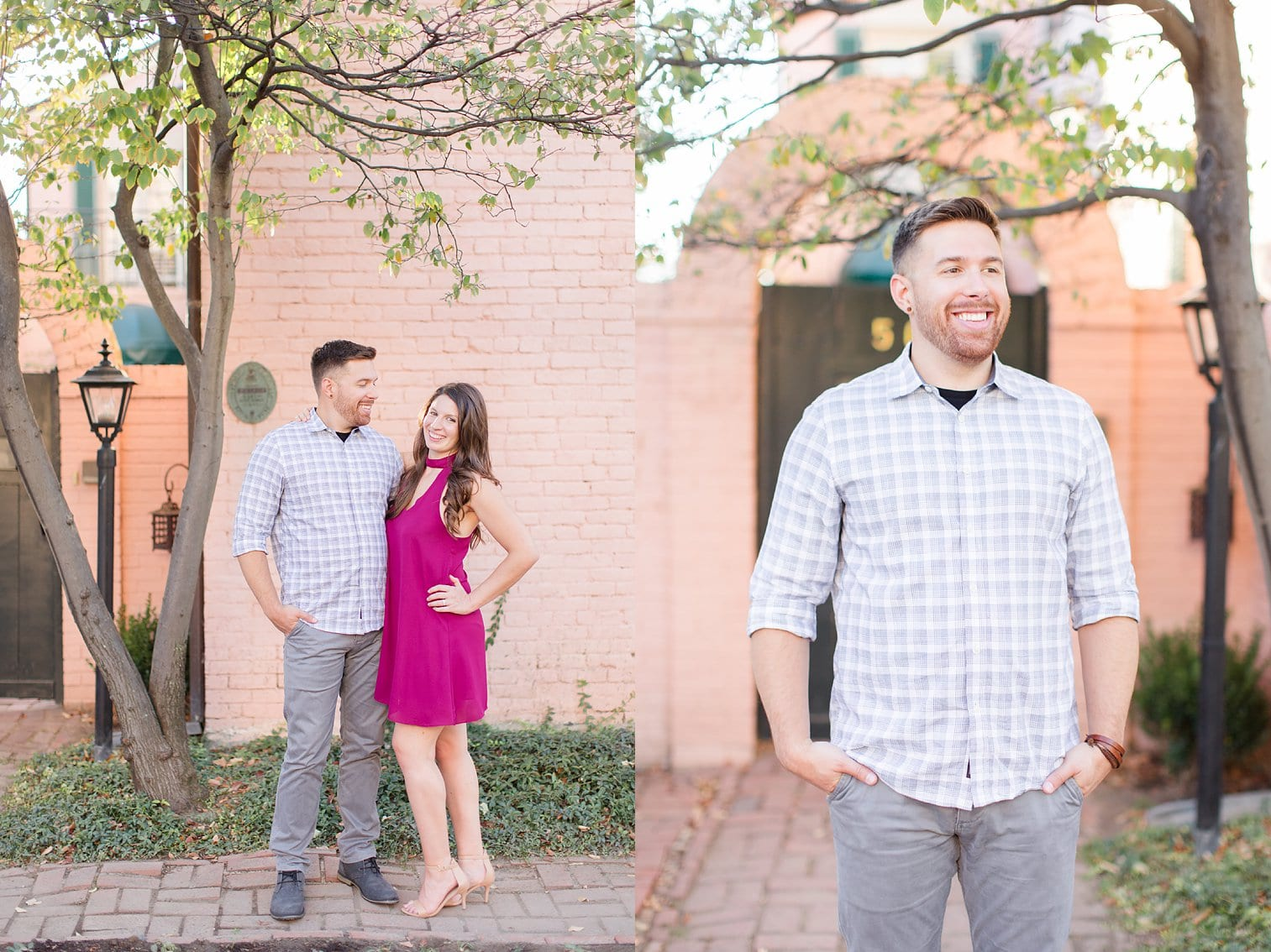 Fall Old Town Alexandria Engagement Photos Megan Kelsey Photography Virginia-6.jpg