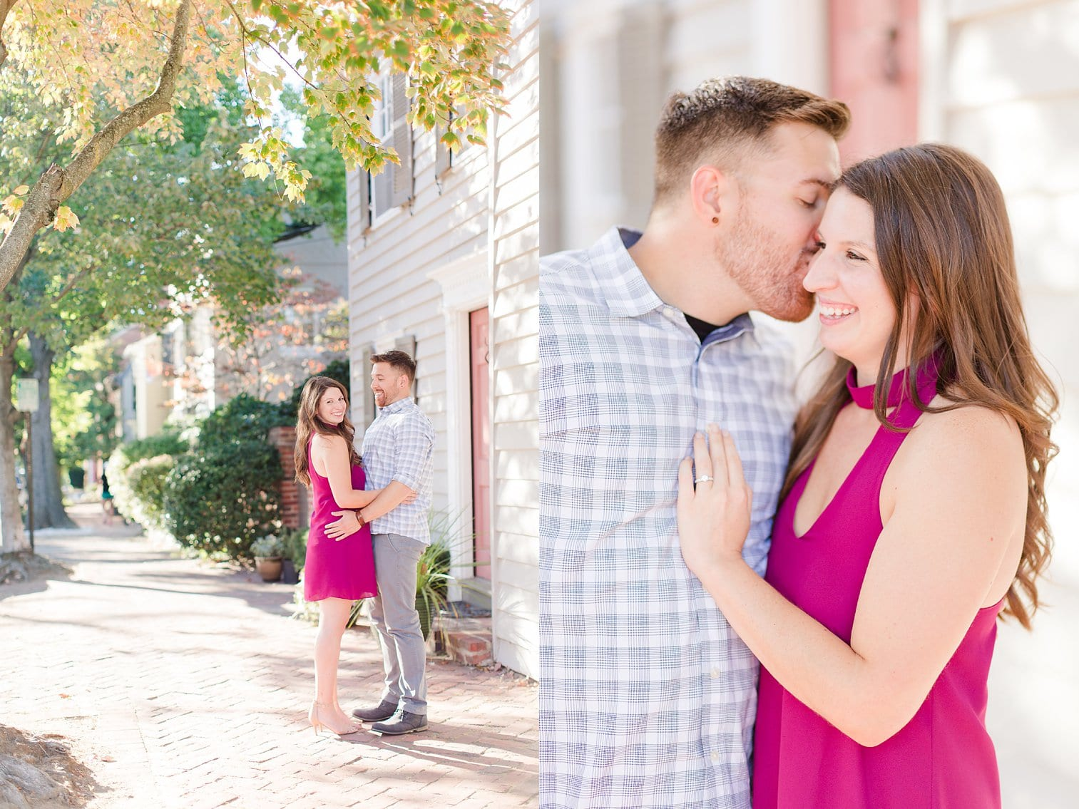 Fall Old Town Alexandria Engagement Photos Megan Kelsey Photography Virginia Wed-0011.jpg