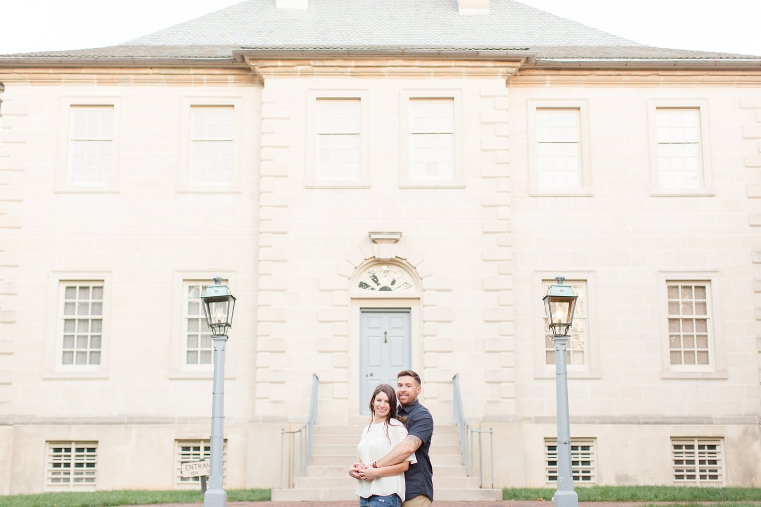 Fall Old Town Alexandria Engagement Photos Megan Kelsey Photography Virginia Wed-0015.jpg