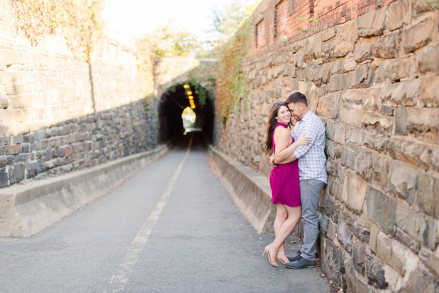 Fall Old Town Alexandria Engagement Photos Megan Kelsey Photography Virginia Wed-0025.jpg