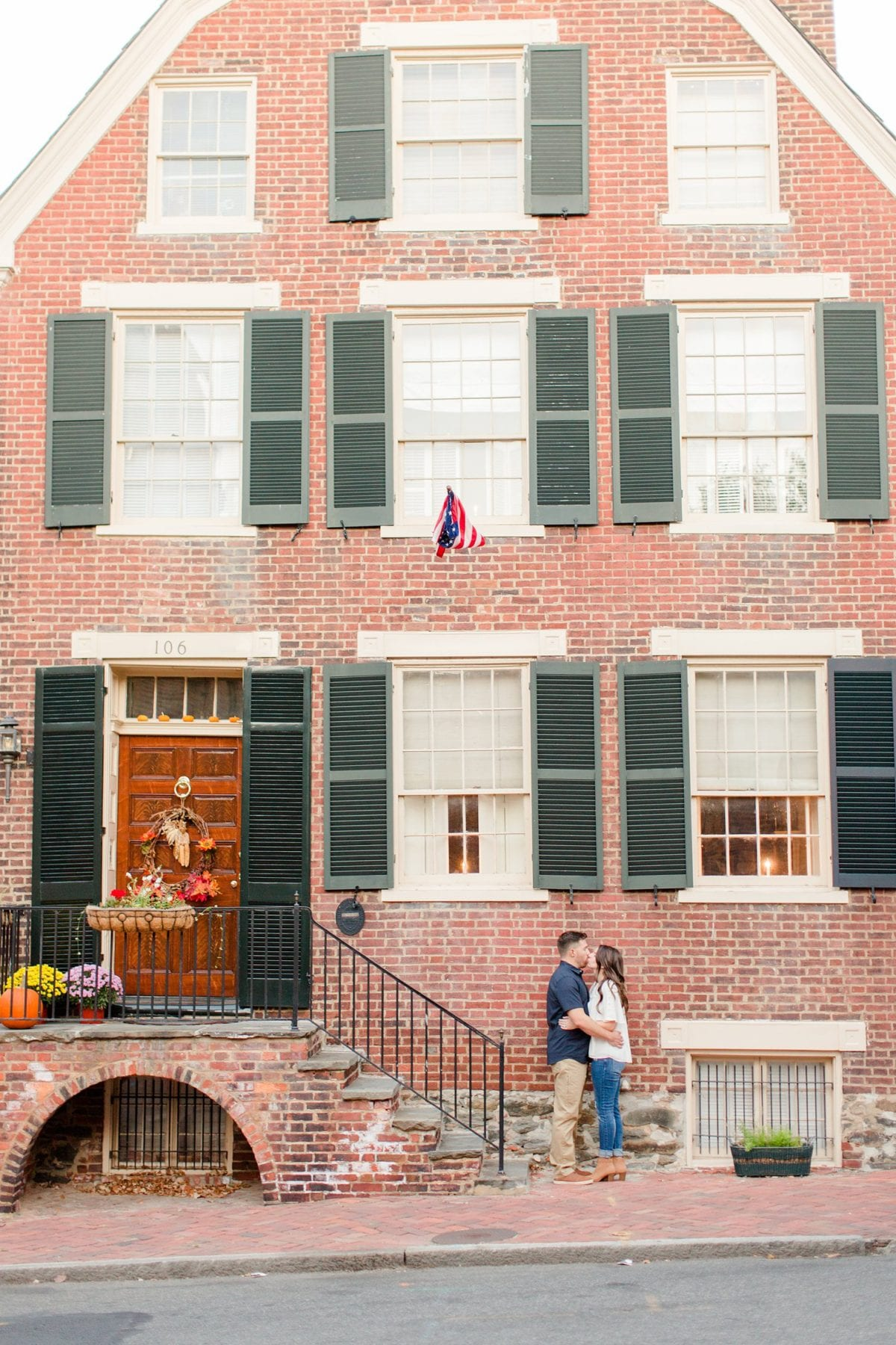 Fall Old Town Alexandria Engagement Photos Megan Kelsey Photography Virginia Wed-0029.jpg