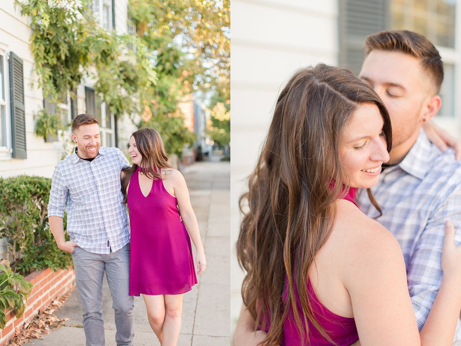 Fall Old Town Alexandria Engagement Photos Megan Kelsey Photography Virginia Wed-0036.jpg