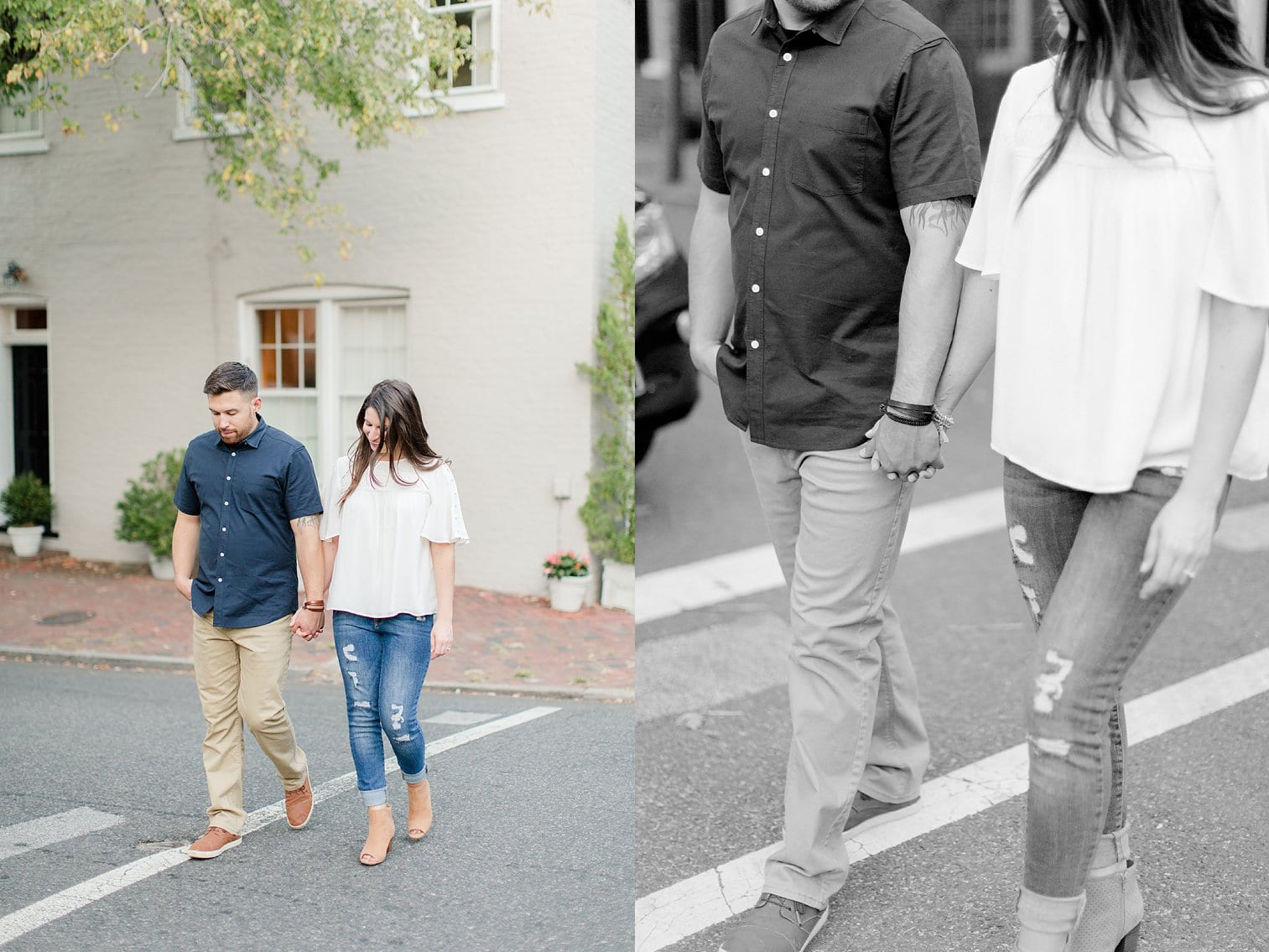 Fall Old Town Alexandria Engagement Photos Megan Kelsey Photography Virginia Wed-0040.jpg