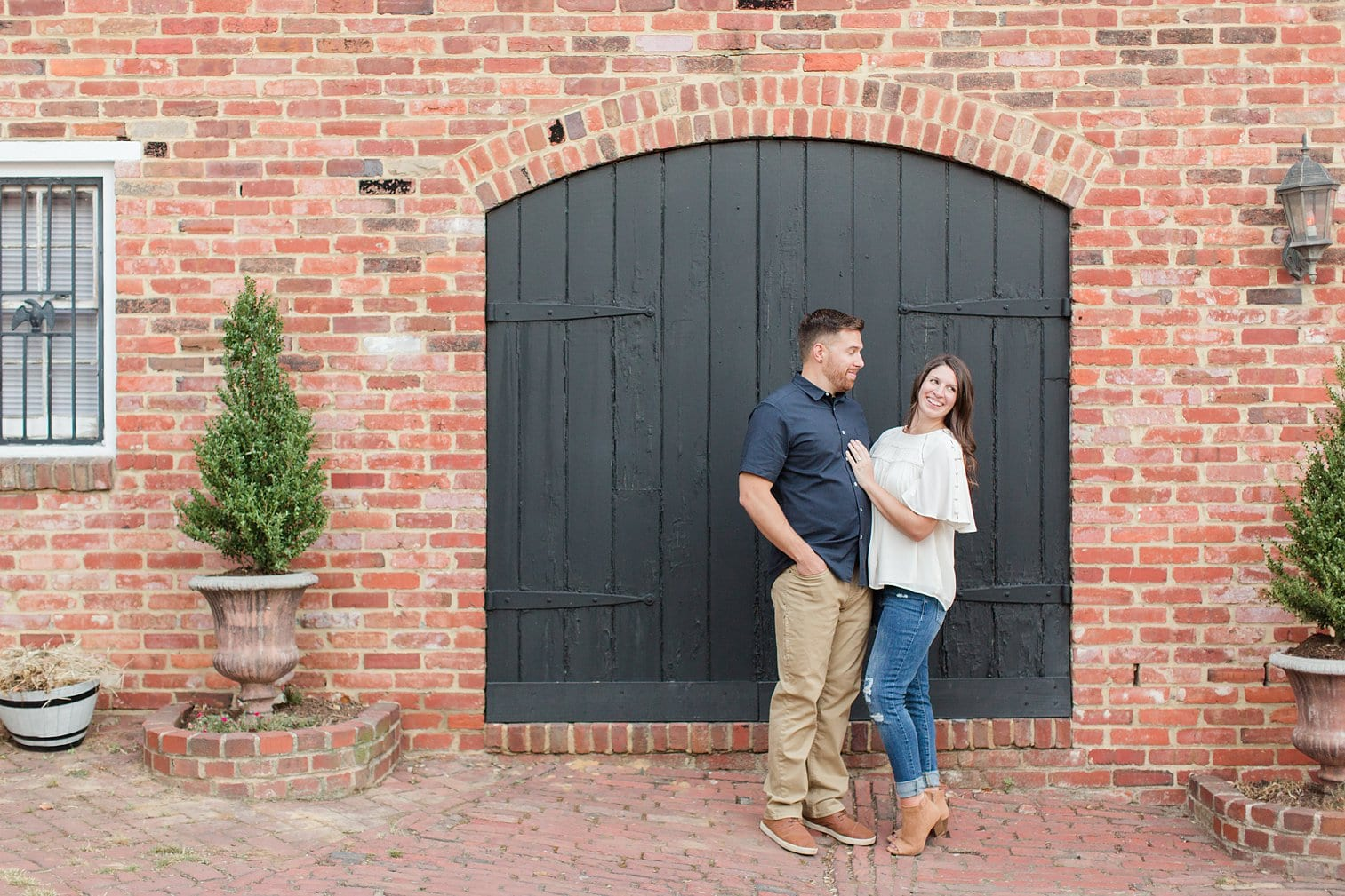 Fall Old Town Alexandria Engagement Photos Megan Kelsey Photography Virginia Wed-0050.jpg
