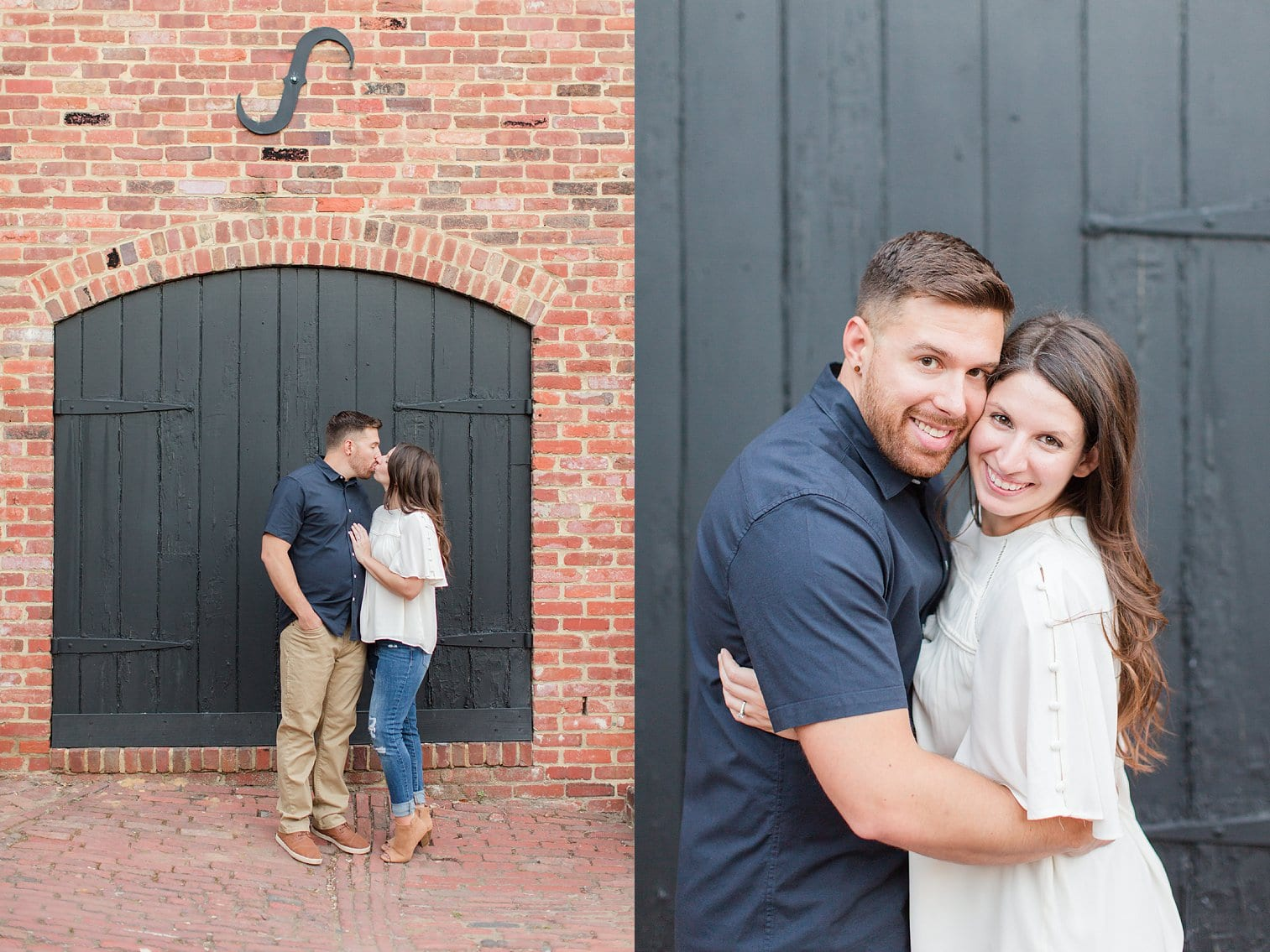Fall Old Town Alexandria Engagement Photos Megan Kelsey Photography Virginia Wed-0051.jpg