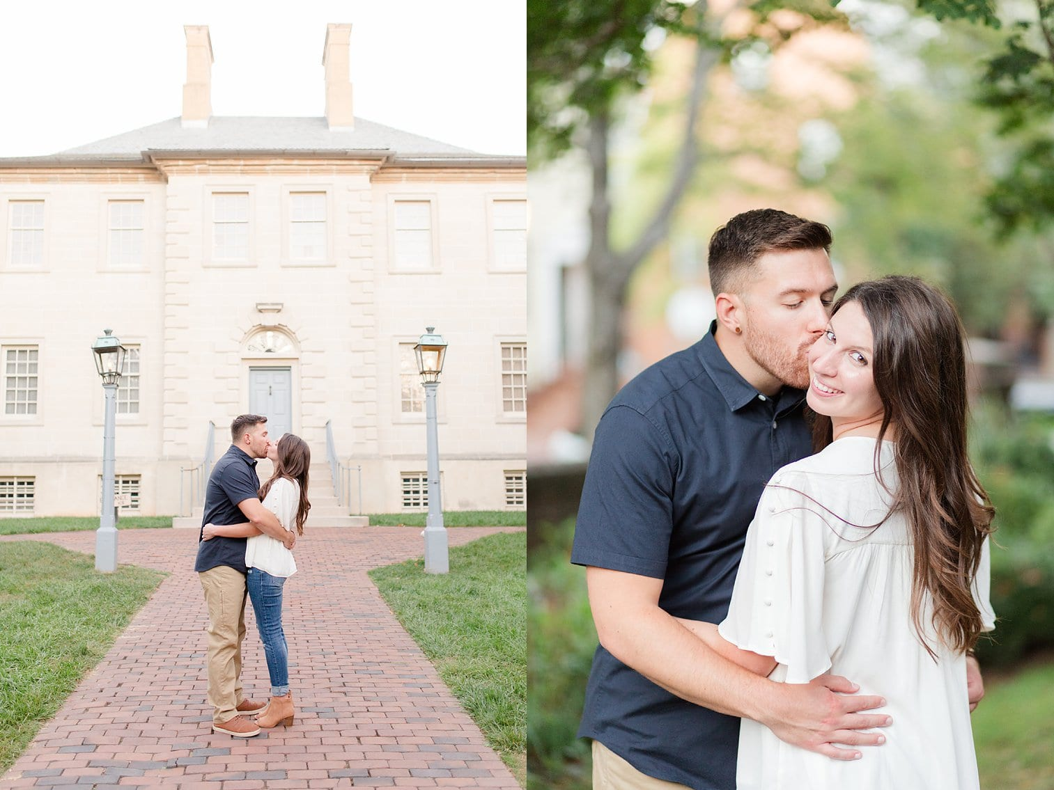 Fall Old Town Alexandria Engagement Photos Megan Kelsey Photography Virginia Wed-0054.jpg