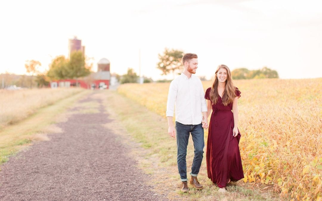 Fredericksburg Engagement Photos | Jordyn & Zach