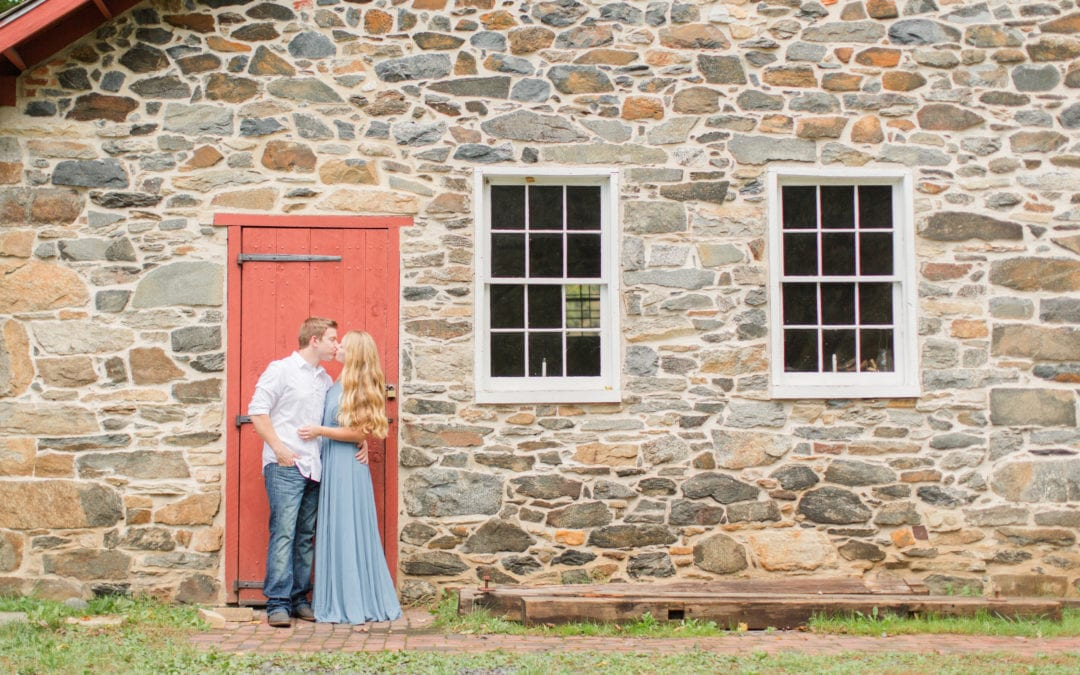 Jerusalem Mill Engagement Photos | Kayla & Bryan