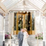 Ronald Reagan Building Wedding | Ashley & Brett
