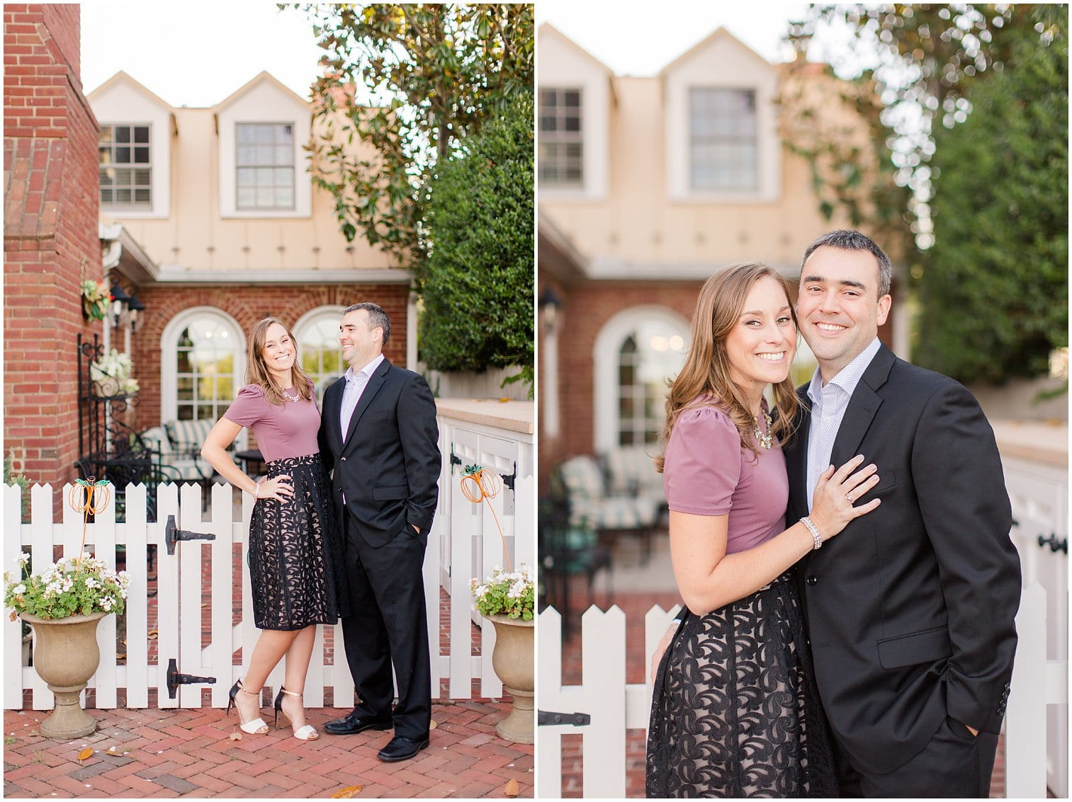 Classic Old Town Alexandria Engagement Session-150.jpg