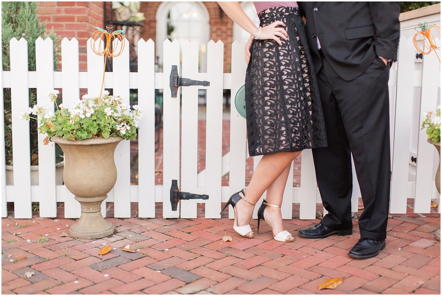 Classic Old Town Alexandria Engagement Session-154.jpg