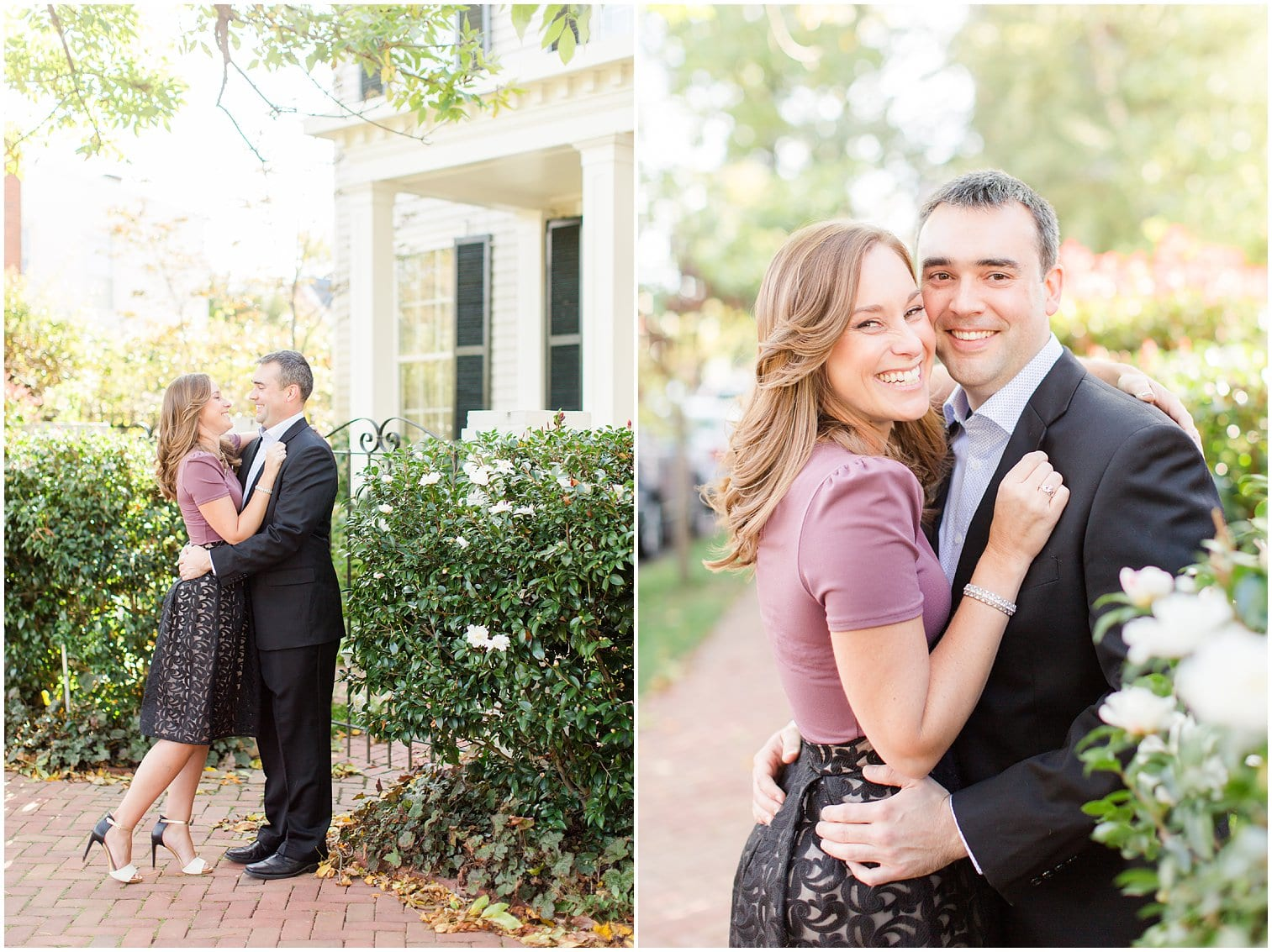 Classic Old Town Alexandria Engagement Session-16.jpg