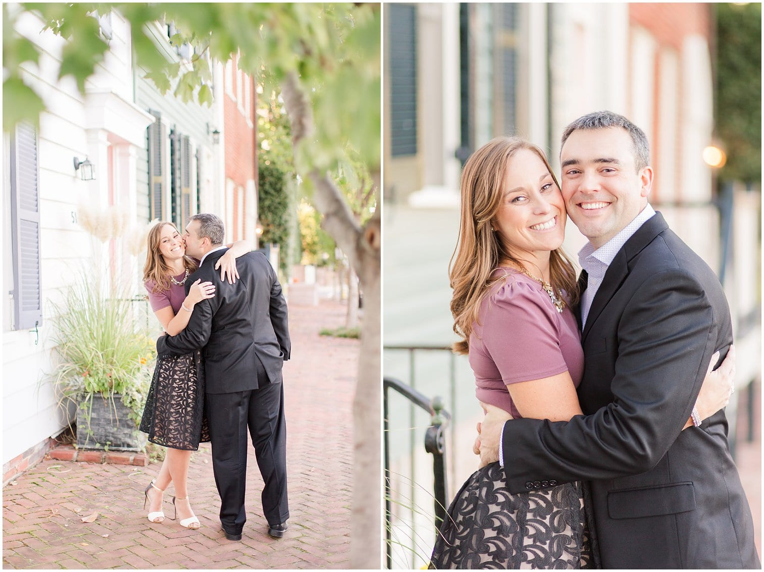 Classic Old Town Alexandria Engagement Session-170.jpg