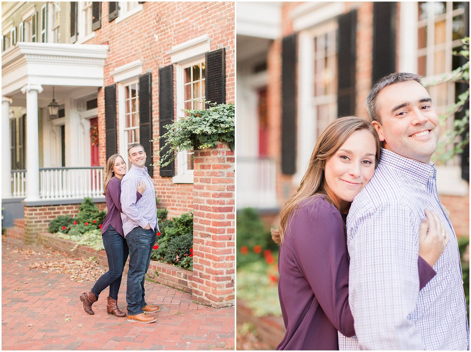 Classic Old Town Alexandria Engagement Session-228.jpg