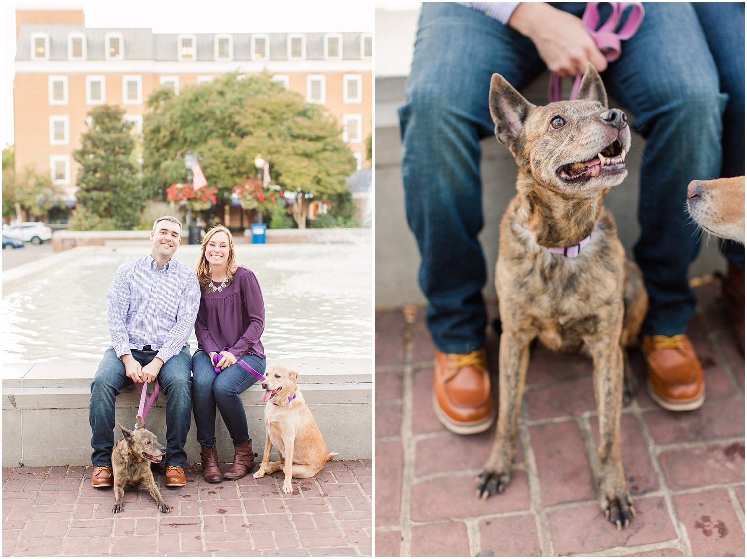 Classic Old Town Alexandria Engagement Session-233.jpg