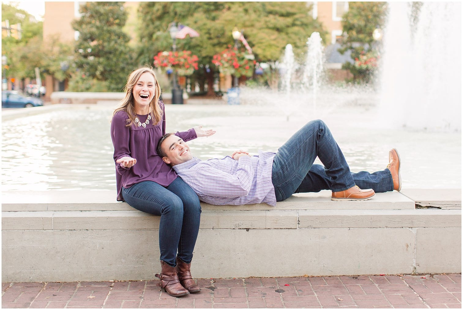 Classic Old Town Alexandria Engagement Session-240.jpg