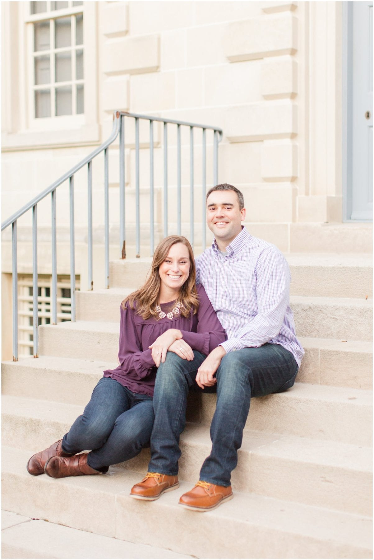 Classic Old Town Alexandria Engagement Session-262.jpg