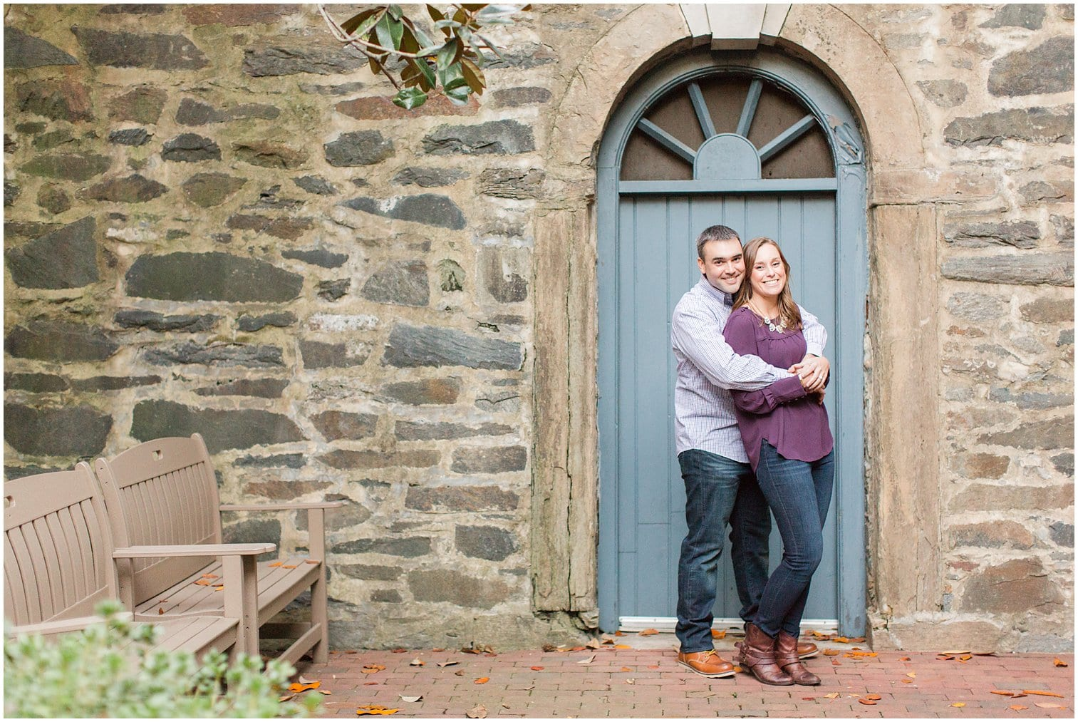 Classic Old Town Alexandria Engagement Session-271.jpg