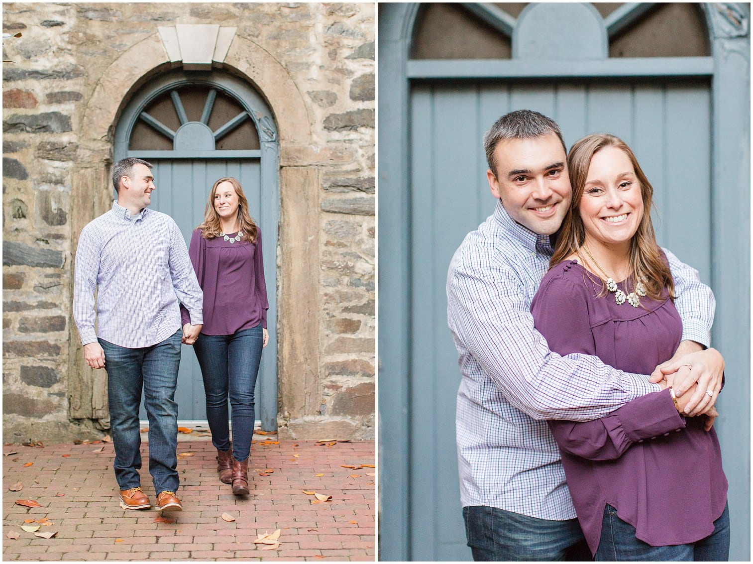 Classic Old Town Alexandria Engagement Session-276.jpg