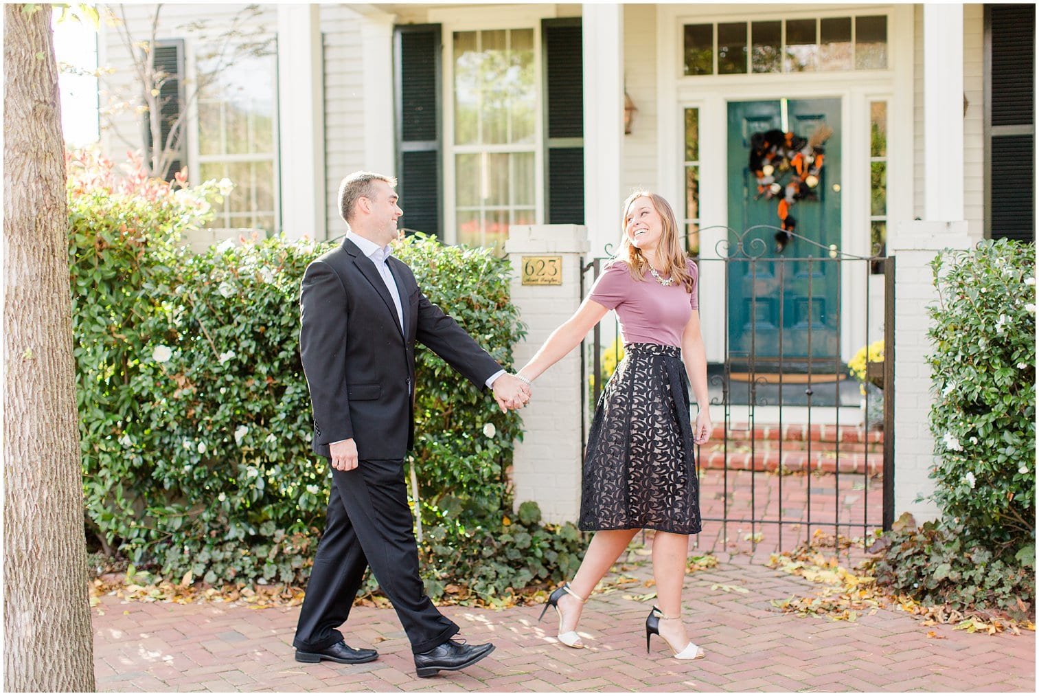 Classic Old Town Alexandria Engagement Session-36.jpg