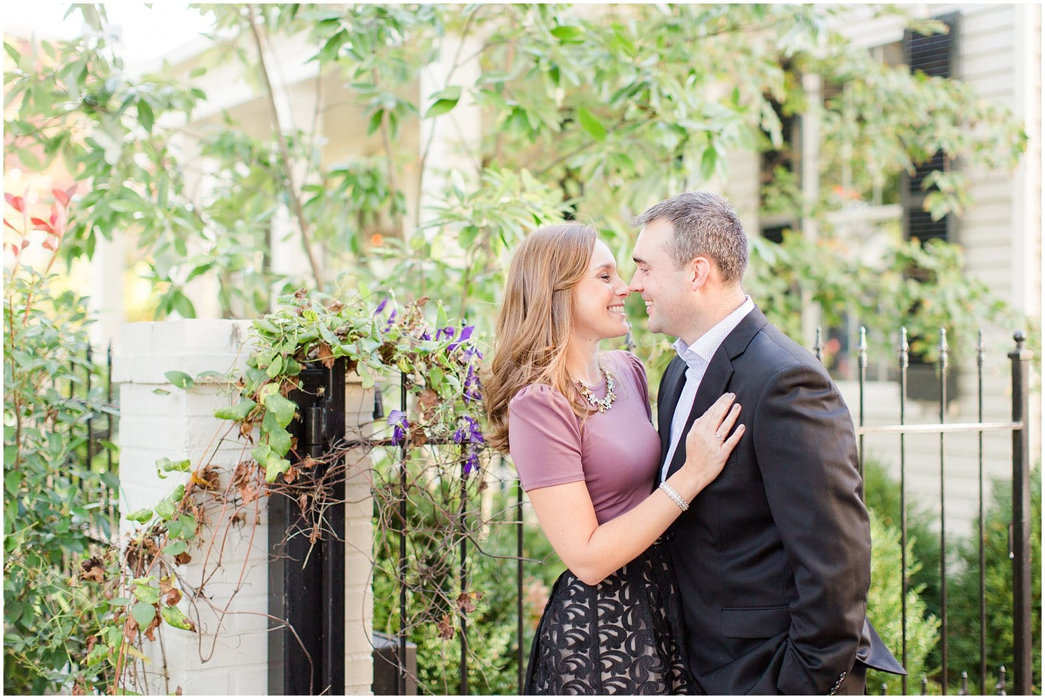 Classic Old Town Alexandria Engagement Session-58.jpg