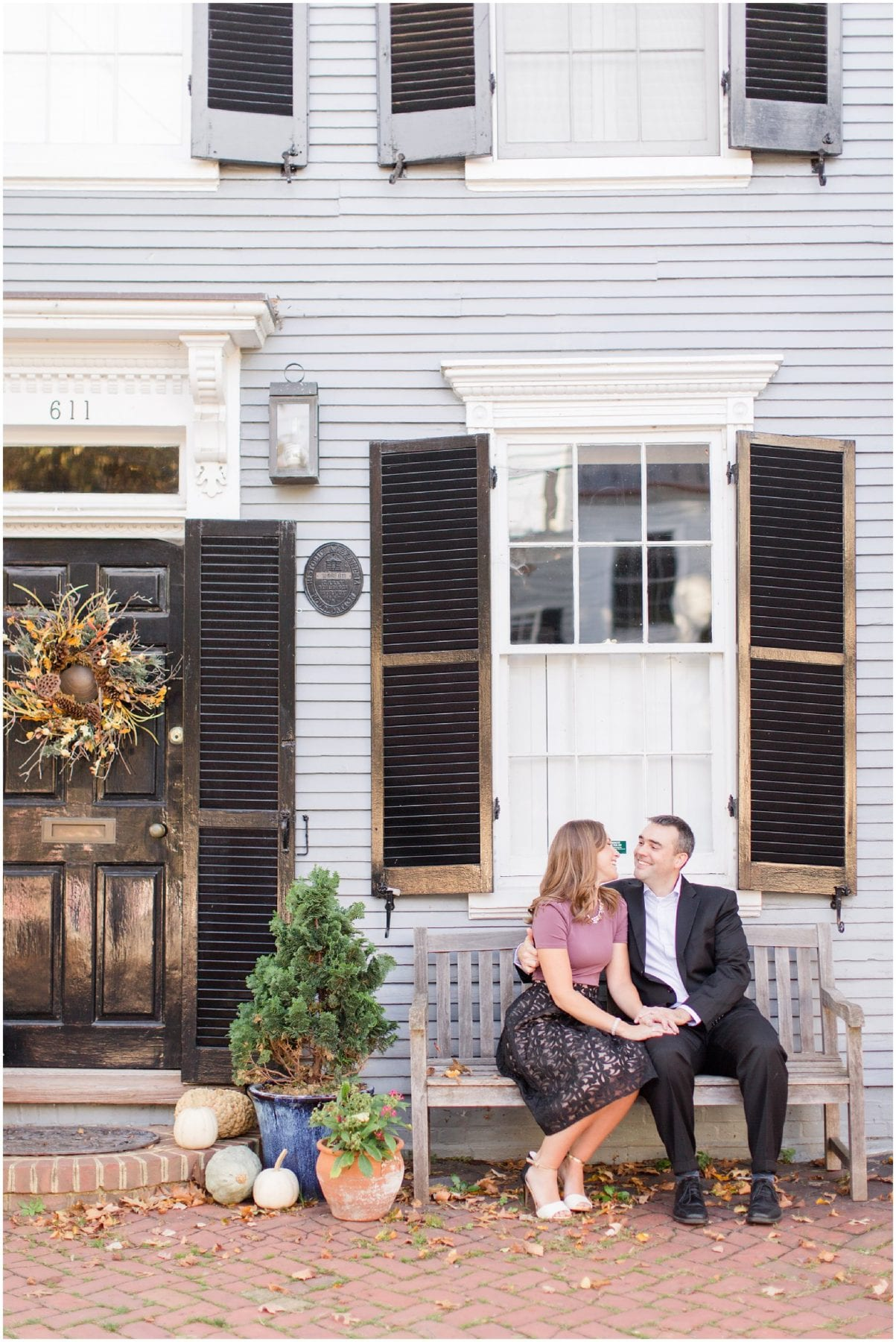 Classic Old Town Alexandria Engagement Session-66.jpg
