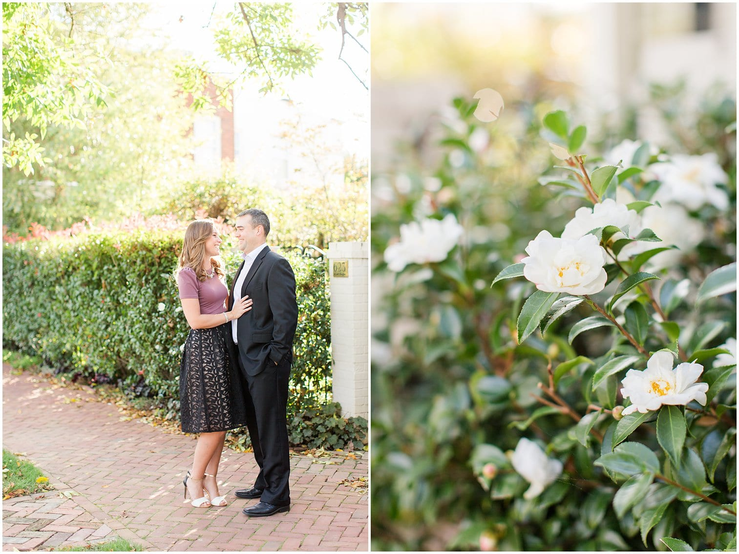 Classic Old Town Alexandria Engagement Session-8.jpg