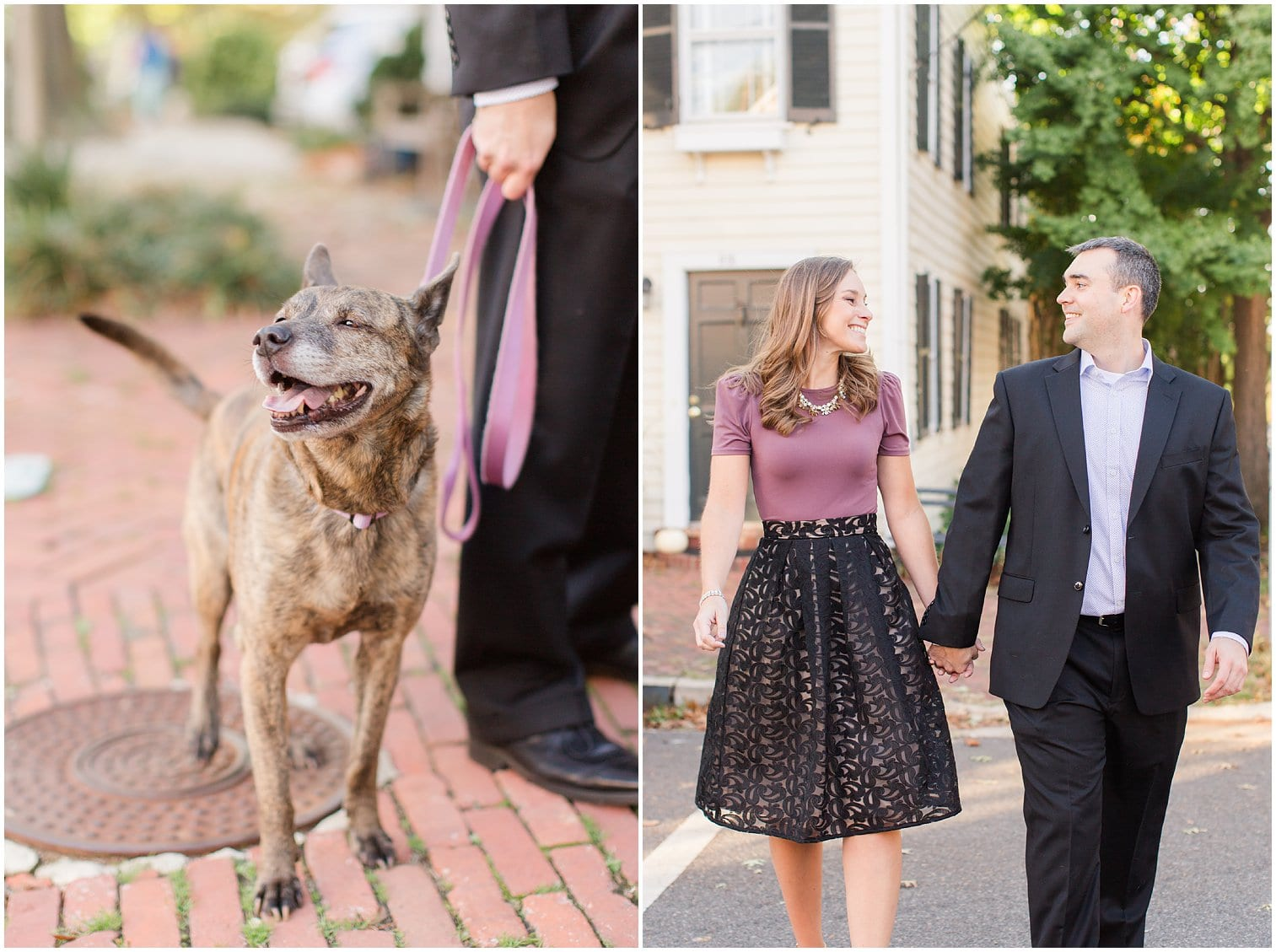 Classic Old Town Alexandria Engagement Session-82.jpg