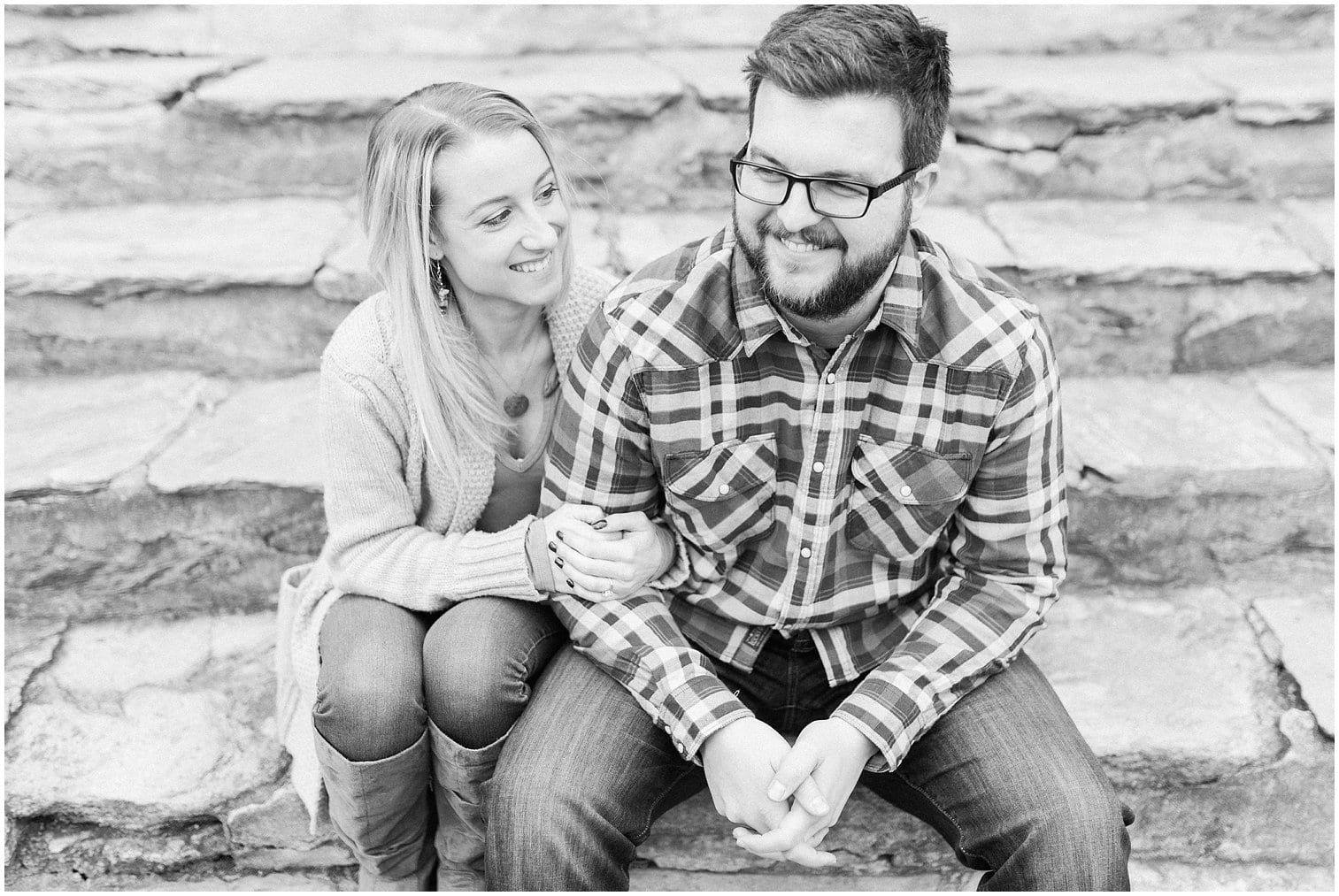 Downtown Middleburg Engagement Photos Virginia Wedding Photographer Megan Kelsey Photography Blair & Mike-116.jpg