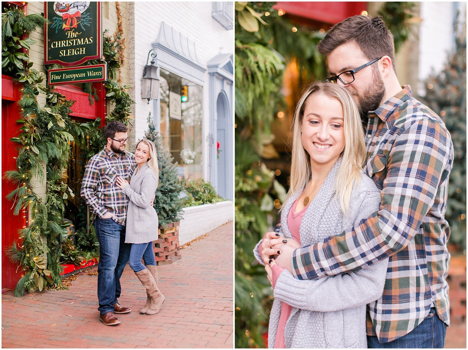 Downtown Middleburg Engagement Photos Virginia Wedding Photographer Megan Kelsey Photography Blair & Mike-128.jpg