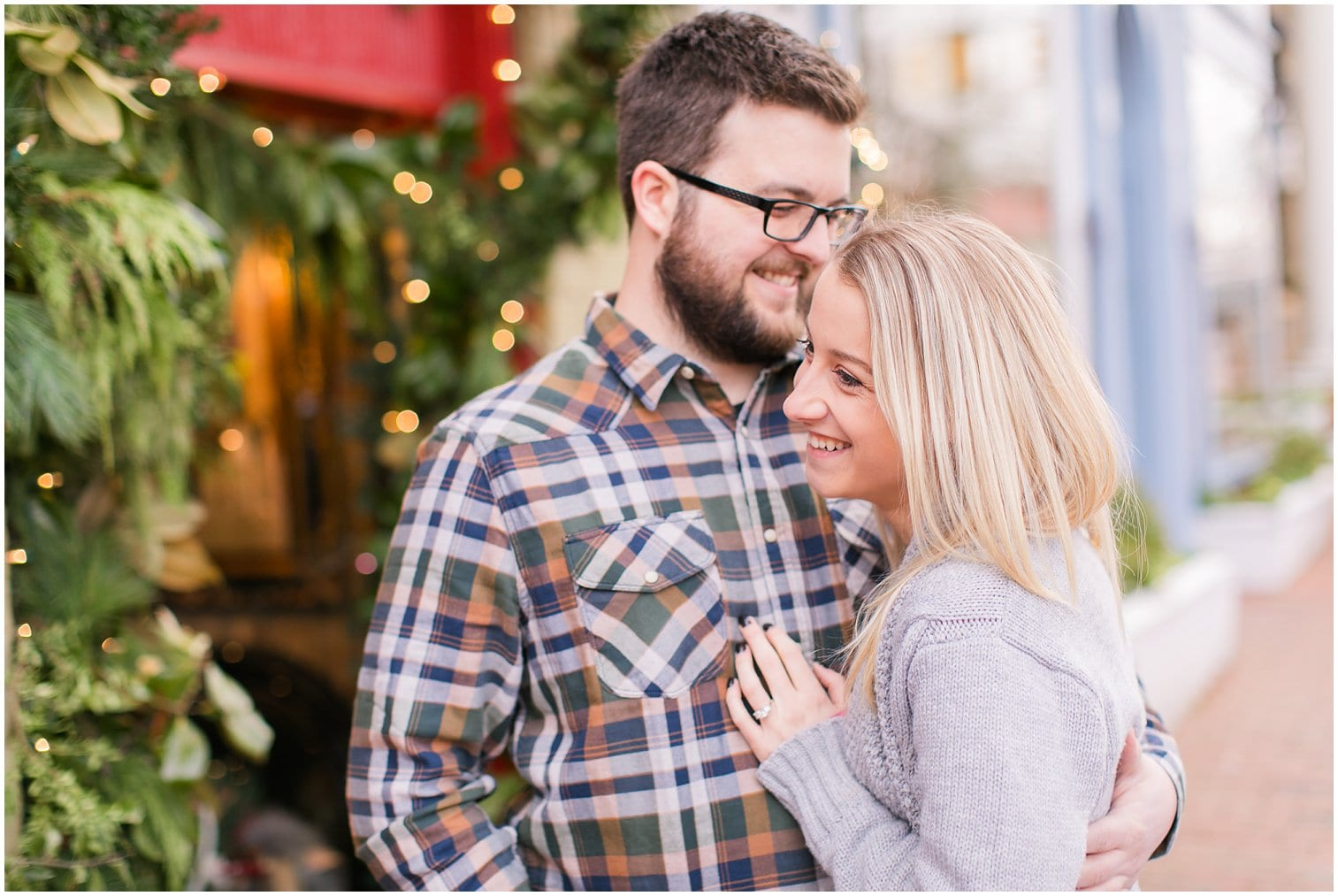Downtown Middleburg Engagement Photos Virginia Wedding Photographer Megan Kelsey Photography Blair & Mike-137.jpg