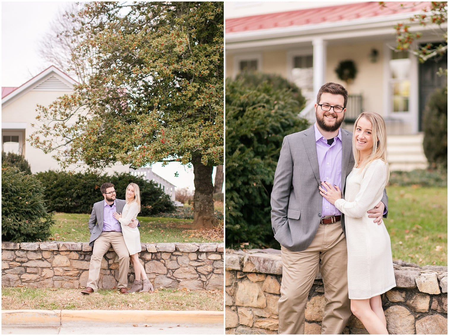 Downtown Middleburg Engagement Photos Virginia Wedding Photographer Megan Kelsey Photography Blair & Mike-190.jpg