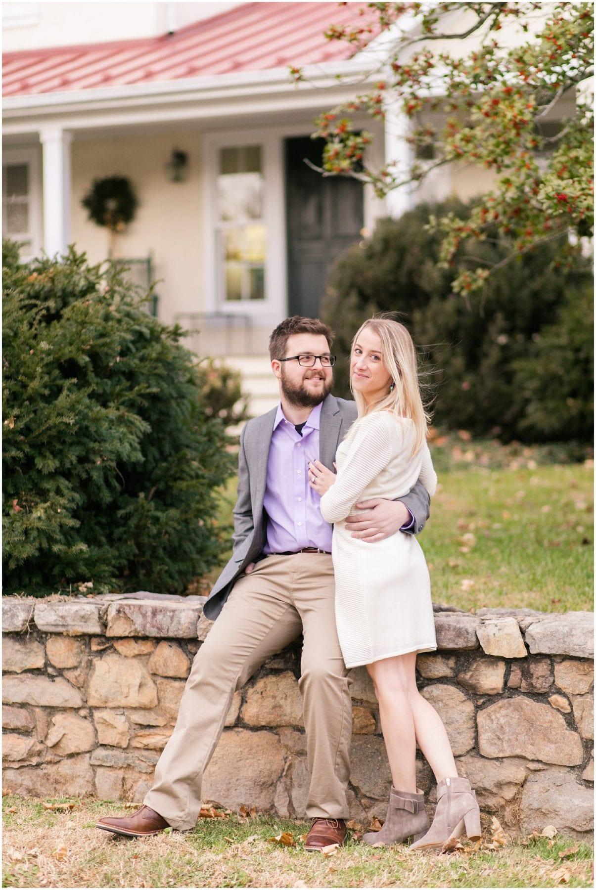 Downtown Middleburg Engagement Photos Virginia Wedding Photographer Megan Kelsey Photography Blair & Mike-191.jpg