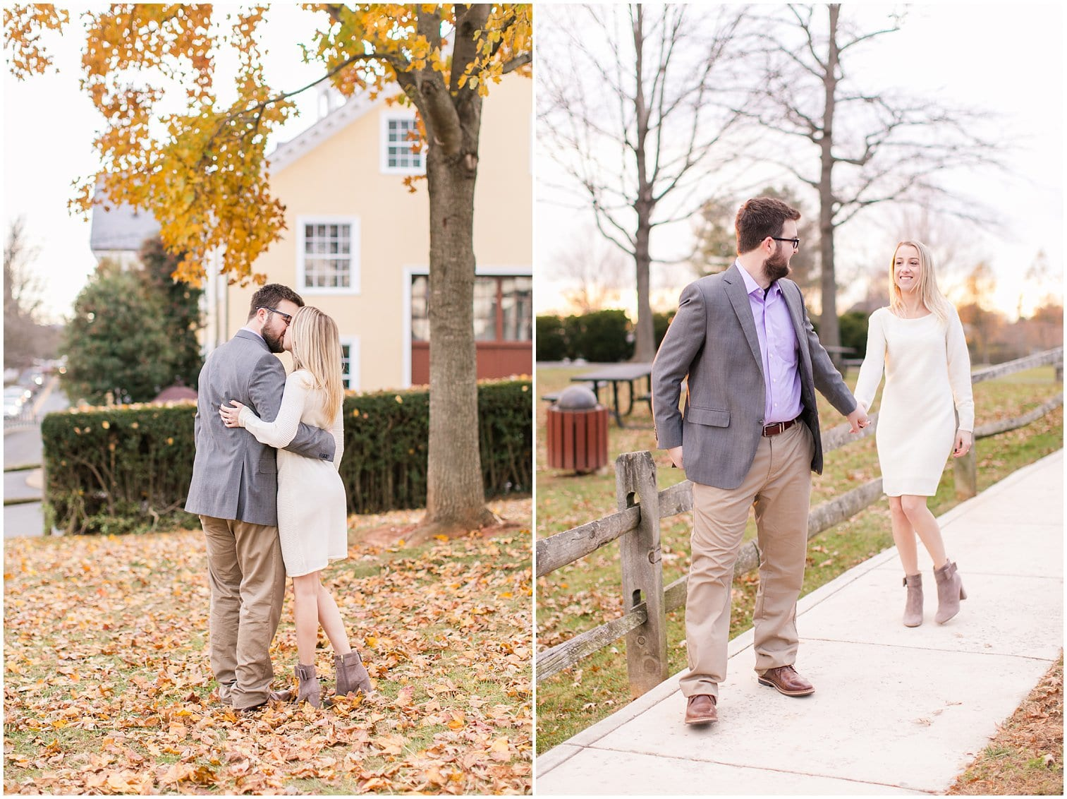 Downtown Middleburg Engagement Photos Virginia Wedding Photographer Megan Kelsey Photography Blair & Mike-208.jpg