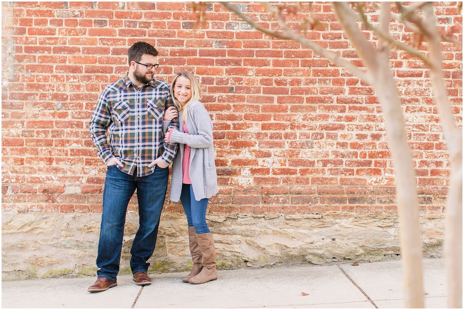 Downtown Middleburg Engagement Photos Virginia Wedding Photographer Megan Kelsey Photography Blair & Mike-29.jpg