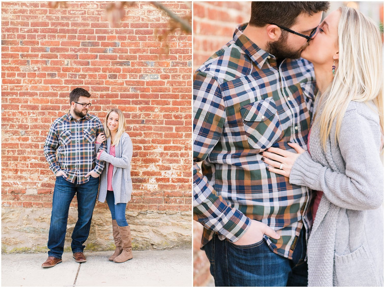 Downtown Middleburg Engagement Photos Virginia Wedding Photographer Megan Kelsey Photography Blair & Mike-30.jpg