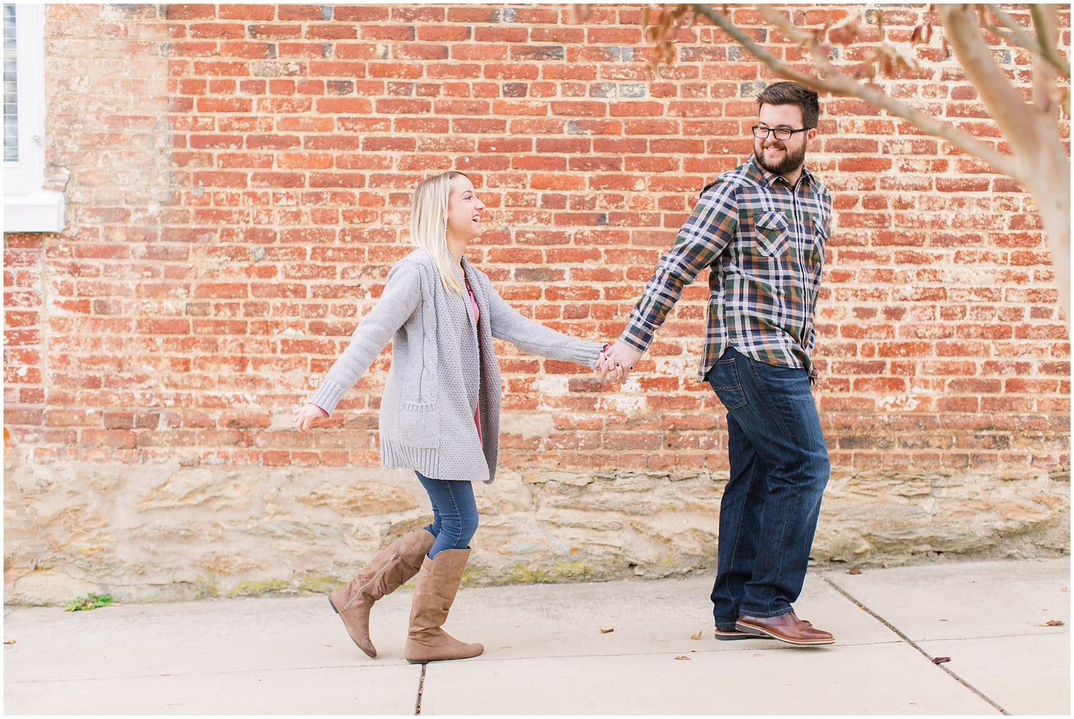 Downtown Middleburg Engagement Photos Virginia Wedding Photographer Megan Kelsey Photography Blair & Mike-38.jpg