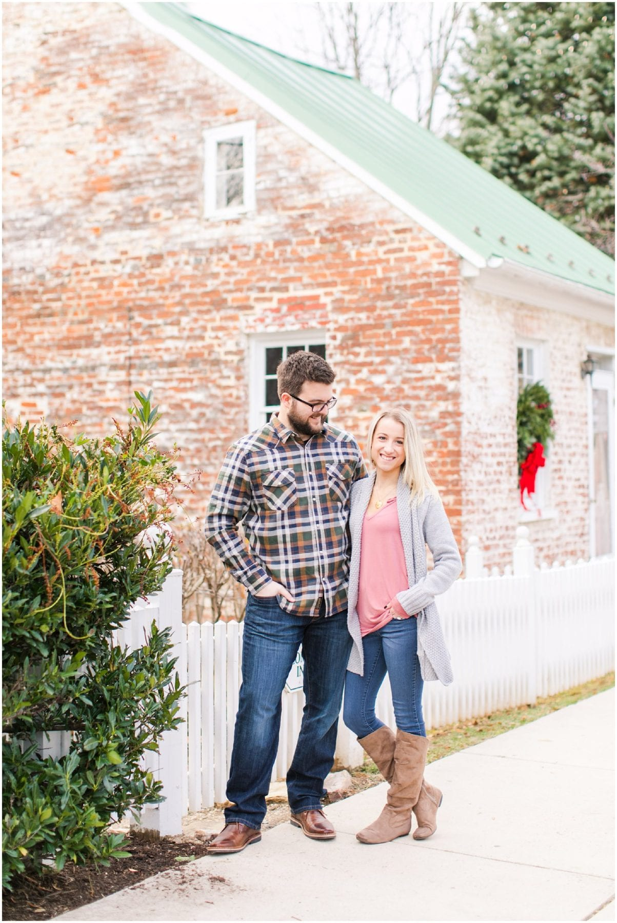 Downtown Middleburg Engagement Photos Virginia Wedding Photographer Megan Kelsey Photography Blair & Mike-55.jpg