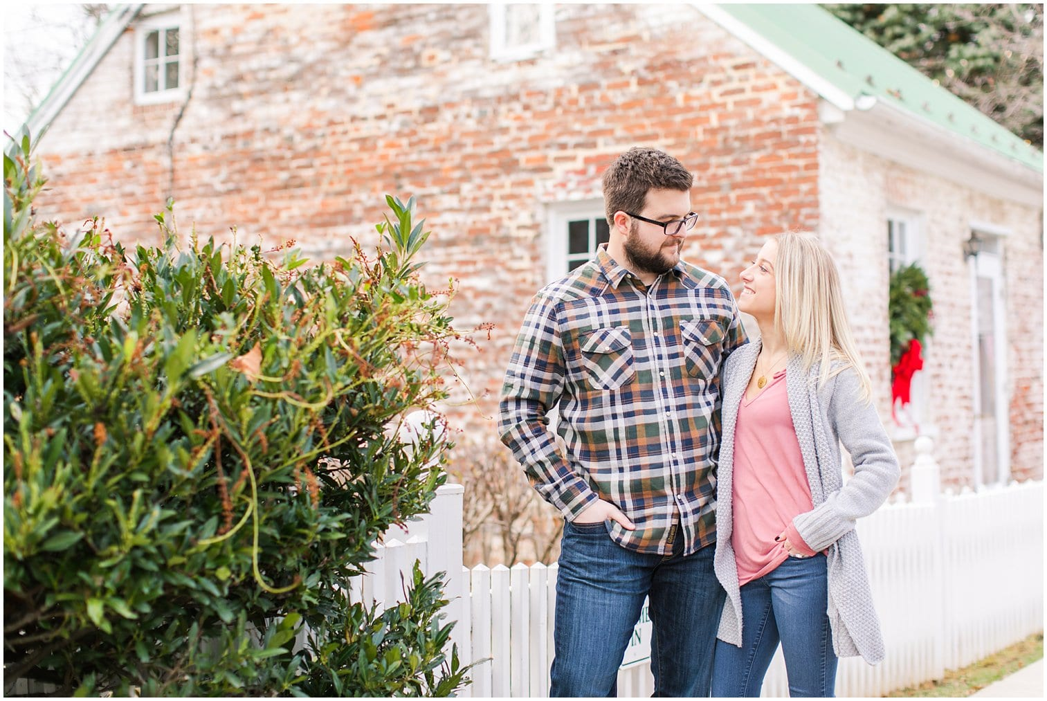 Downtown Middleburg Engagement Photos Virginia Wedding Photographer Megan Kelsey Photography Blair & Mike-62.jpg