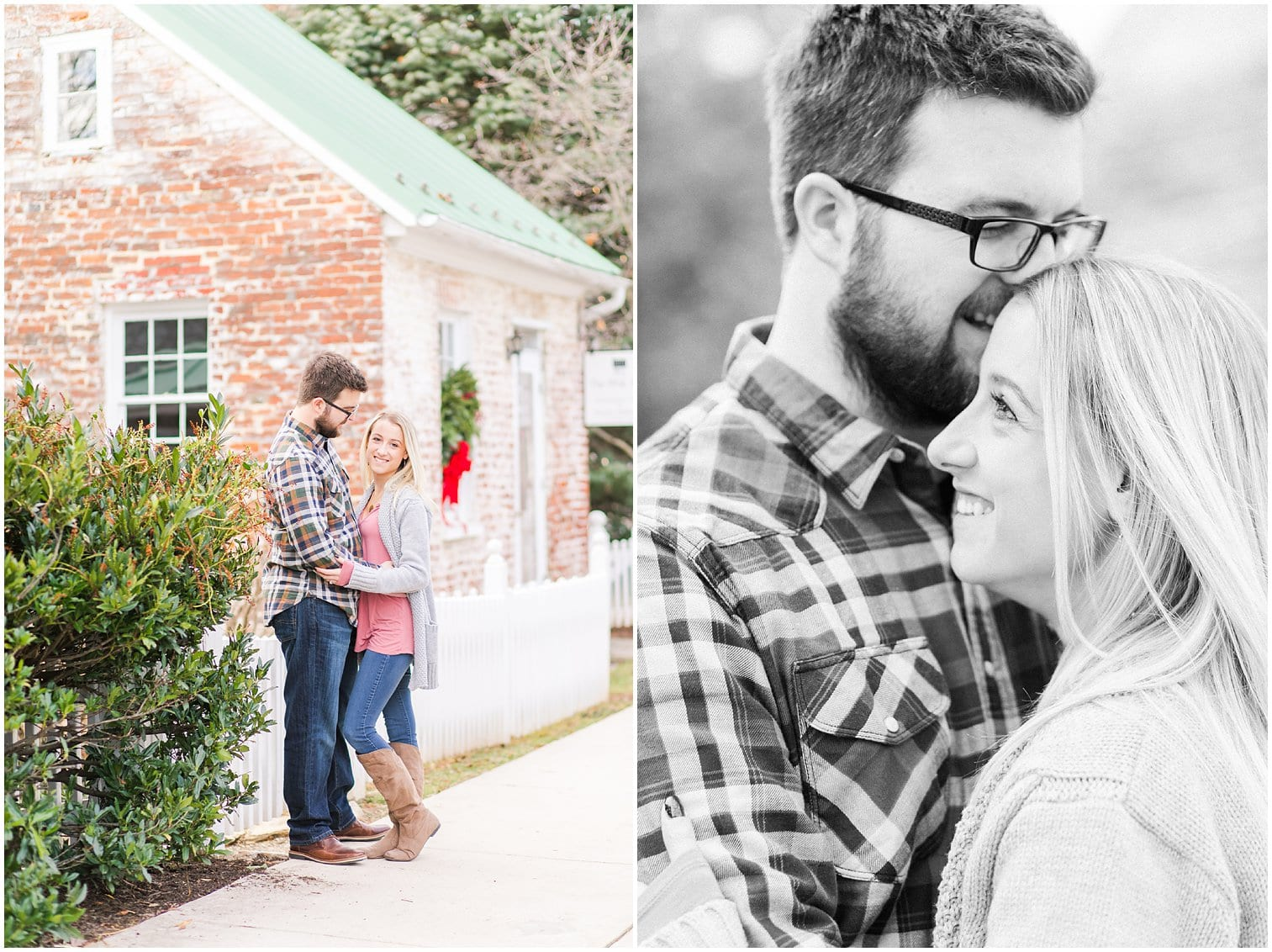 Downtown Middleburg Engagement Photos Virginia Wedding Photographer Megan Kelsey Photography Blair & Mike-70.jpg